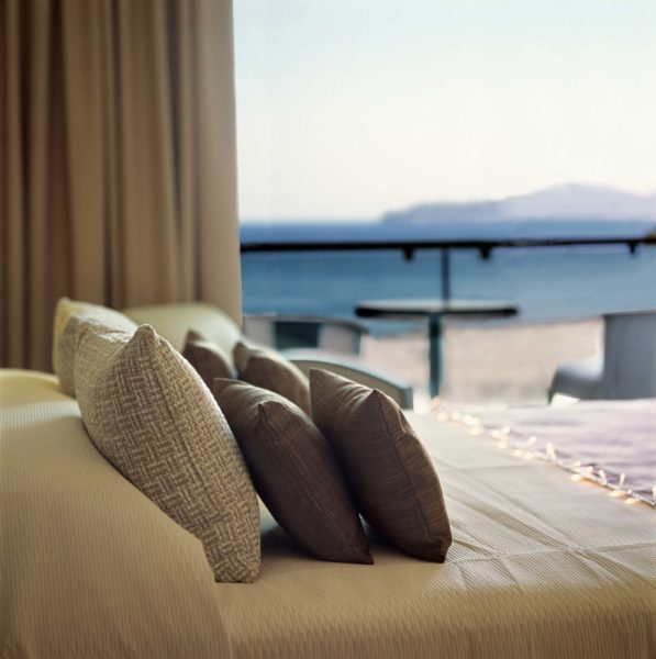 Deluxe Guestroom Sea View