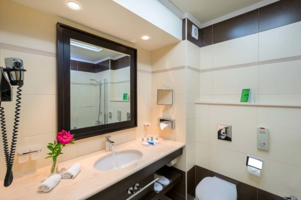 Deluxe Guestroom Sea View Bathroom