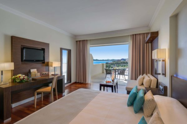 Elite Club Guestroom Sea View