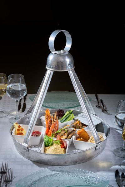 Πιάτο του Fresh Mediterranean Restaurant