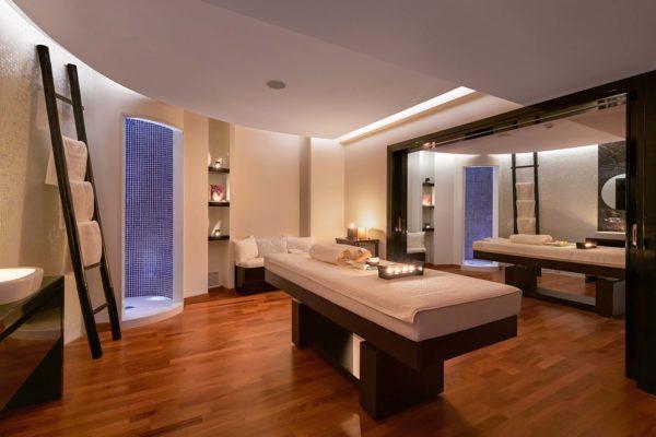 Διπλό δωμάτιο μασάζ του Serenity Spa