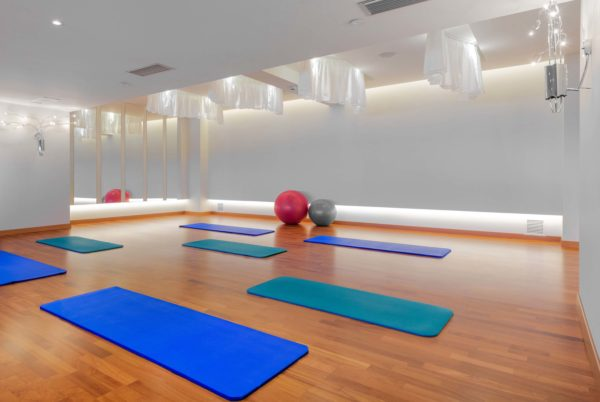 Yoga & Pilates Raum