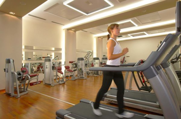 Serenity Spa Fitness Room