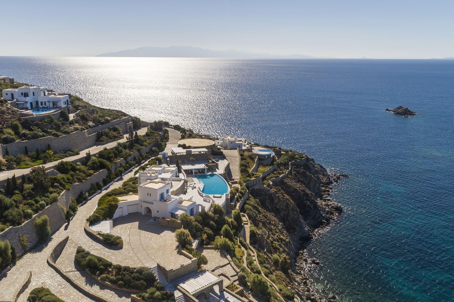 mykonos private luxury villas