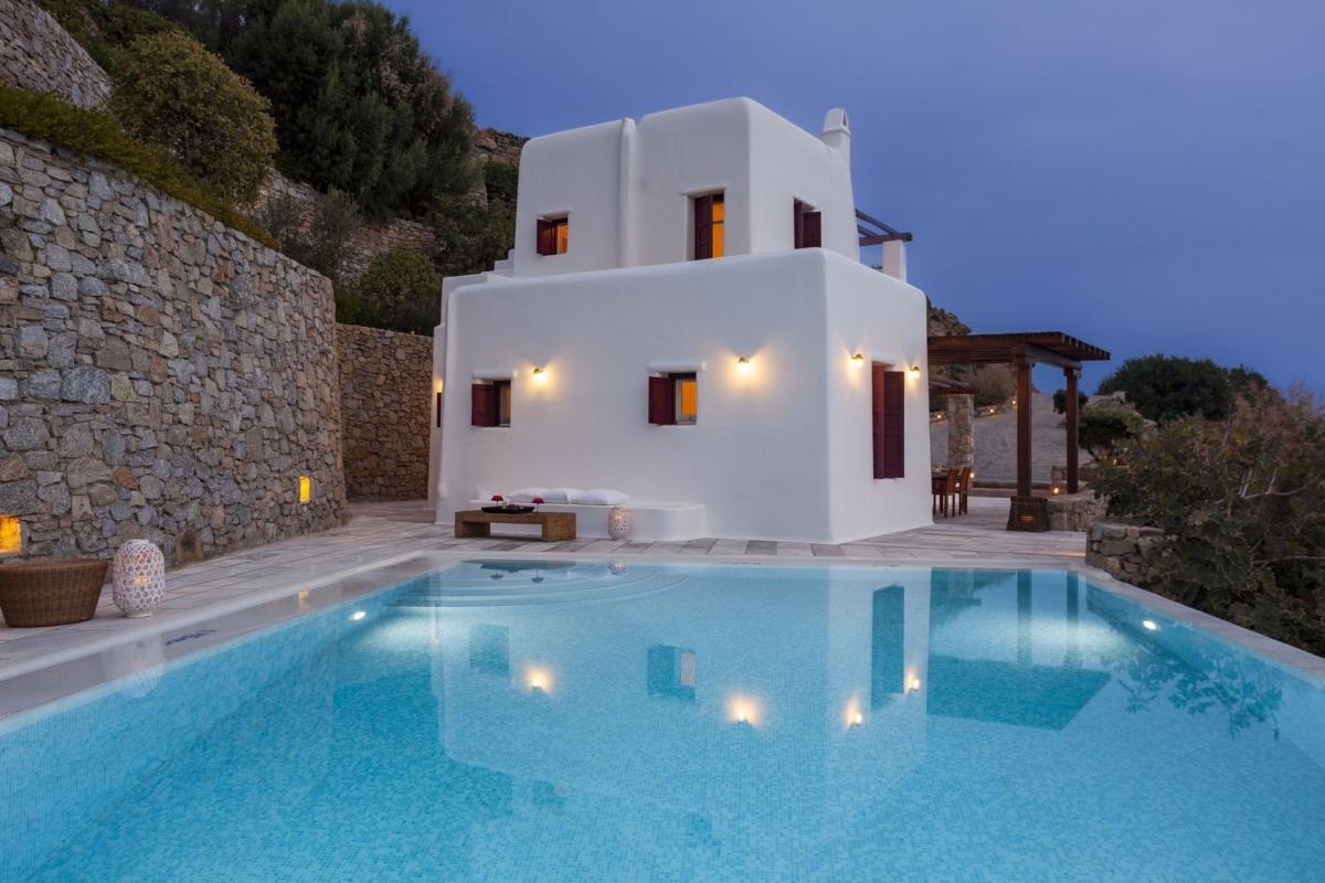 private villa for rent Mykonos