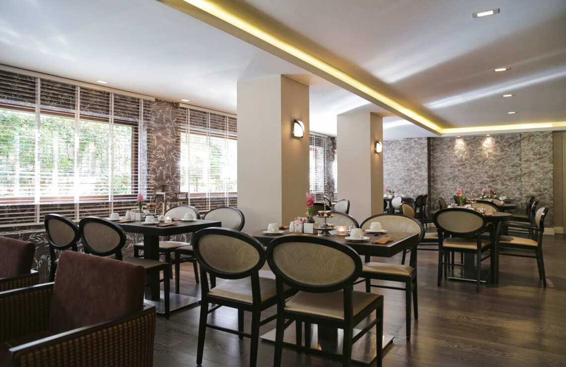 The Y Hotel - Restaurant