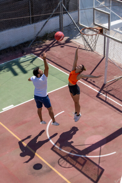 Marelen Hotel 4 star hotel Zakynthos Sport Facilities Basketaball Court