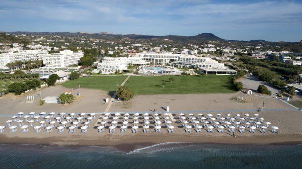 rhodes luxury resort