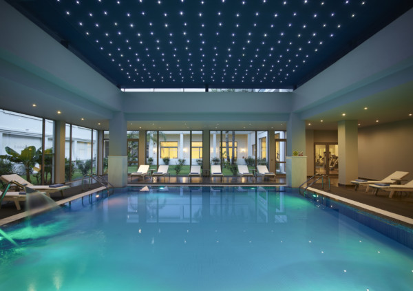 Soothe your body at our Luxury Spa hotel Rhodes